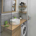 ¿Estás buscando sugerencias y motivaciones sobre pequeñas o minimalistas fue … baños - NailiDeasTrends