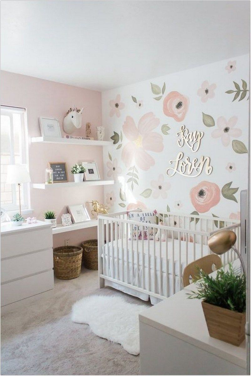 ↗32+ smart and cool baby nursery decor ideas and how it can affect you #roomde…