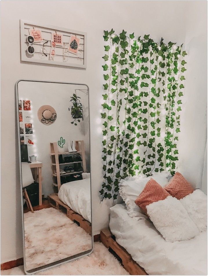 ↗40+ the nuiances of pretty dream room for teen room decor #roomdecor#teenager…