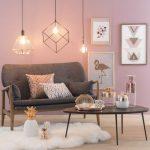 ▷ 1001 + Ideen für Altrosa Wandfarbe zum Genießen #woonkamerinspiratie ein s...