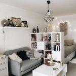 ▷ 1001 + kleine Wohnzimmerideen für Studio-Apartments – #Appartements #Ideen #L … - bingefashion.com/dekor
