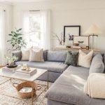 ✔ 57 grey small living room apartment designs to look amazing 23 - bingefashion.com/interior