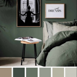 ✔21+ Simple Small Bedroom Inspirations Color Schemes #smallbedroominspirations...