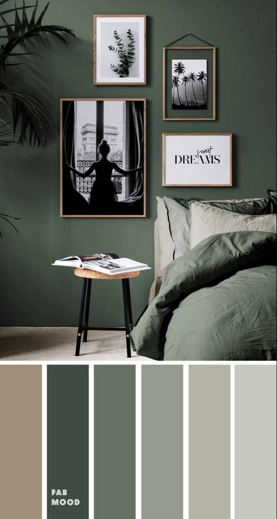 ✔21+ Simple Small Bedroom Inspirations Color Schemes #smallbedroominspirations…