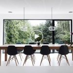 ❗ 52 moderne Esszimmergarnituren für Ihre große Familie #esszimmerideen #ess...