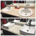 10 Aware Tips AND Tricks: Simple Bathroom Remodel Before And After galley bathro... ,  #Aware...