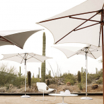 10 Easy Pieces: Outdoor Umbrellas - Remodelista