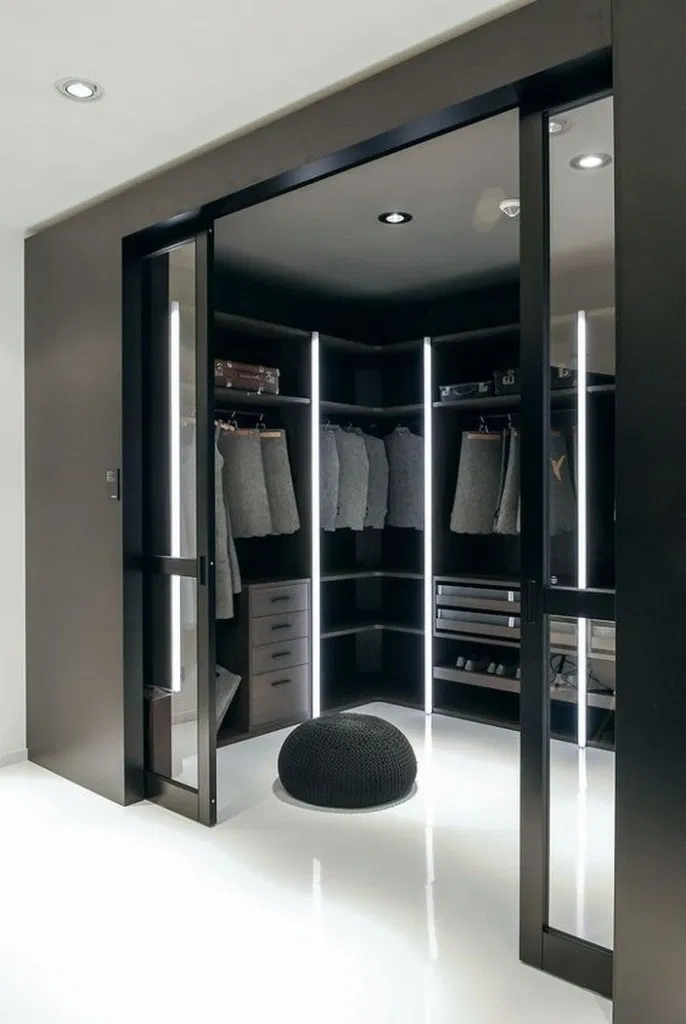 10 The Best Wardrobe Design Ideas that you Can Try – hariankoran