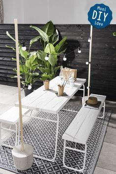 10 stylisheDIYs für Garten und Balkon: Die wirkungsvollsten Upcycling Ideen, … – https://bingefashion.com/haus
