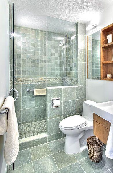 100 Small Master Bathroom Design Ideas – decoratoo