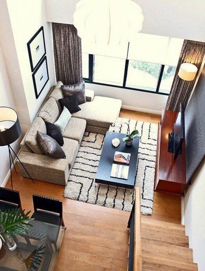 1001 + Idées pour aménager un petit salon – https://pickndecor.com/fr