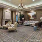 101 Ideen für braune Wohnzimmer (Fotos)