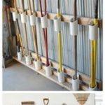 12 Gartengeräte-Lagerregale, die Sie ganz einfach herstellen können - #,  #die #einfach #ganz...