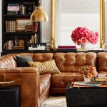 12 Genius Ideas How to Make Tan Leather Living Room Set
