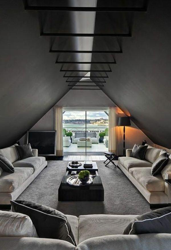 120 neue Gestaltungsmöglichkeiten für Wohnzimmer! – Archzine.net