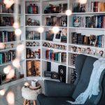 141 DIY Bookshelf Plans & Ideas to Organize Your Homesteading Books - pickndecor.com/design