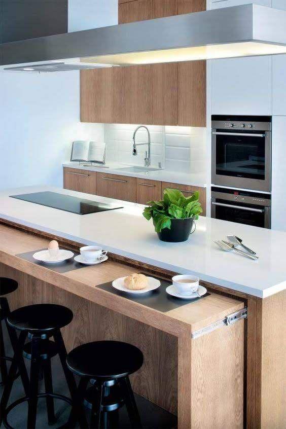 15 Astounding Scandinavian Kitchen Designs You'll…  #scandinaviankitchendesign…