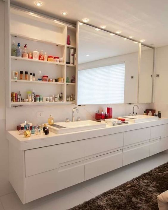 15 Hidden Bathroom Storage Ideas You Should See – Today Pin