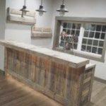 15 Küchentransformationen aus Palettenholz: Insel-, Arbeitsplatten- und Schrank...