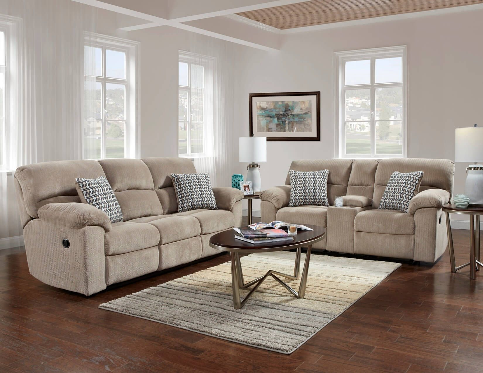 15 Some of the Coolest Ways How to Craft Reclining Sofa Living Room Set