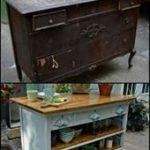 15+ Trendy kitchen island cart diy cabinets - #cabinets #island #kitchen #trendy...