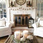 15 intelligenteste und wärmste Herbst Wohnzimmer Dekoration Ideen - Wohn Design
