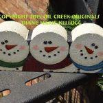15009 Primitive Trio Pattern Packet Oil Creek Originals