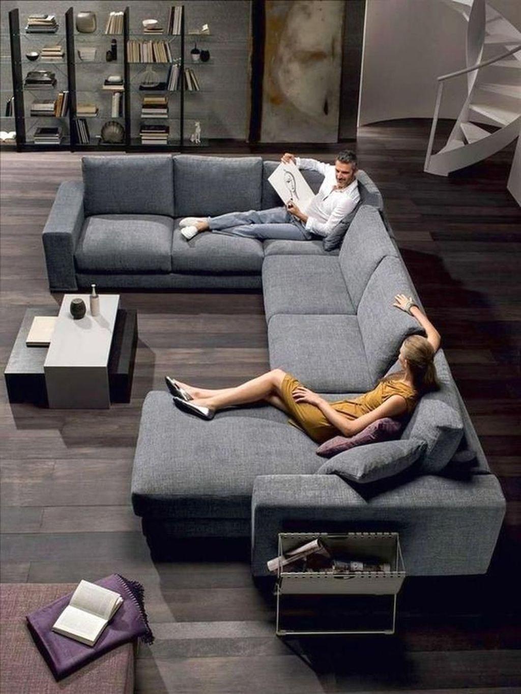 39 Adorable Contemporary Living Room Design Ideas – HOMEWOWDECOR