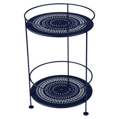 Fermob Guinguette Metal Side Table | Perigold