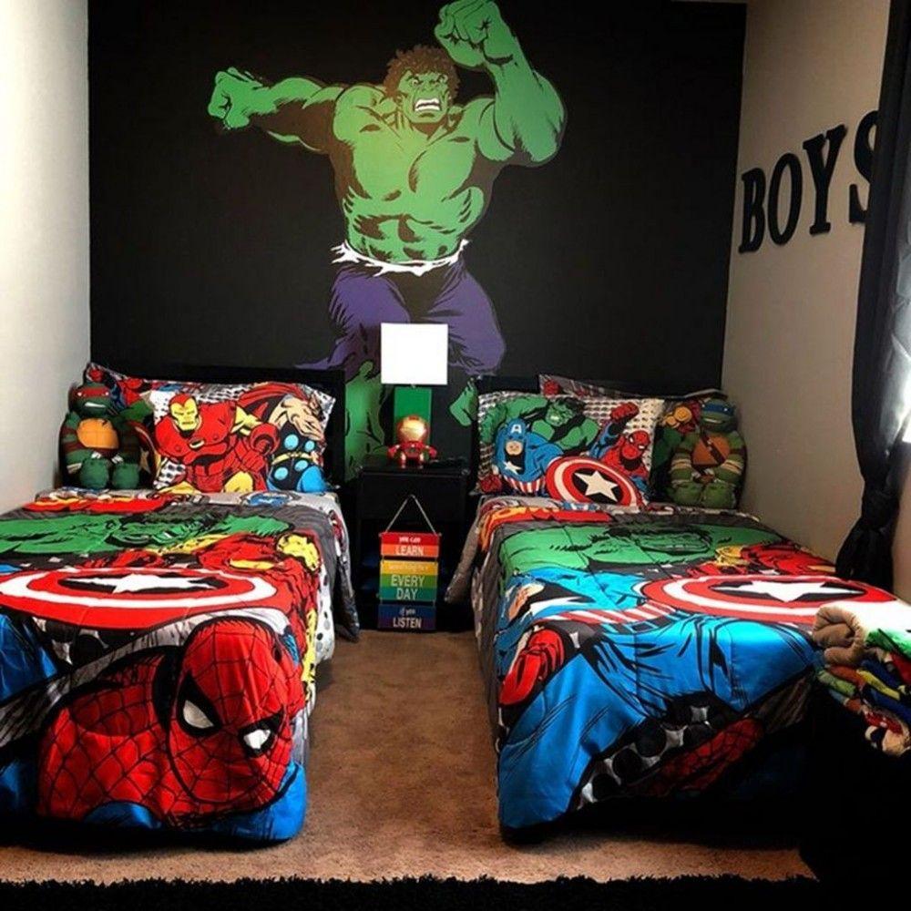 20+ Erschwingliche Schlafzimmer Dekor Ideen für Ihre kleinen Jungen