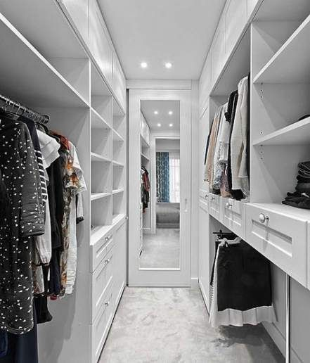 20+ Chic Wardrobe Design Ideas For Your Small Bedroom