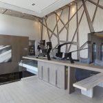 Revestimiento y Mobiliario en Hotel Atton Vitacura de Masisa