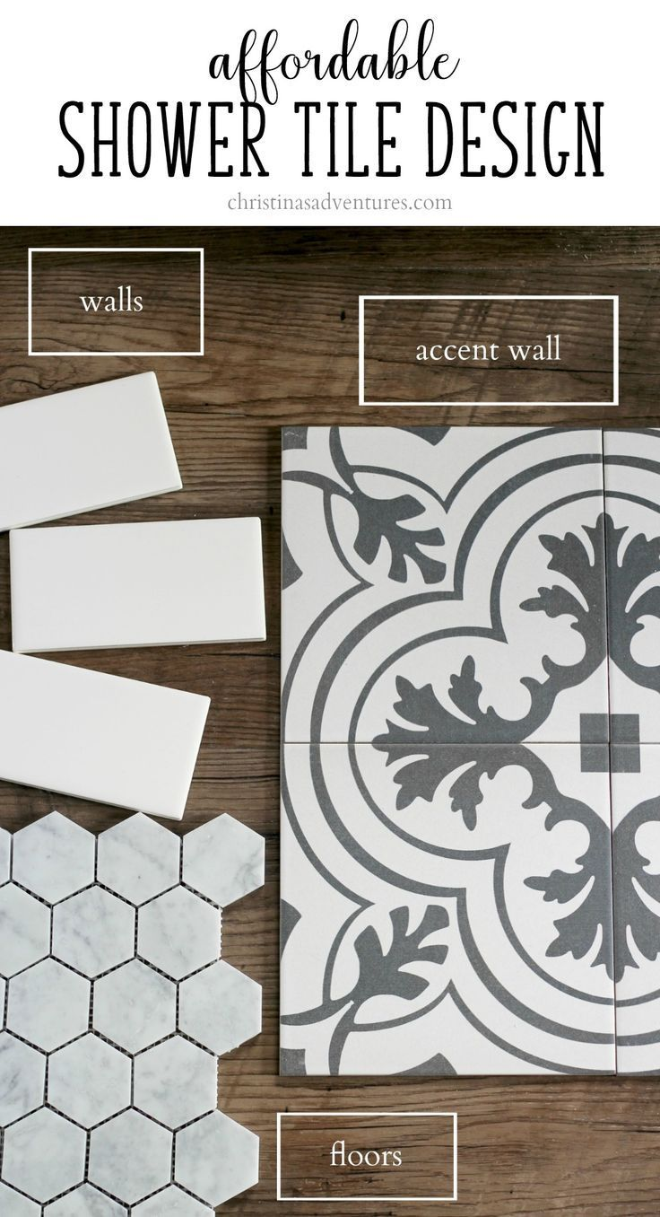 Affordable bathroom tile designs – Christinas Adventures