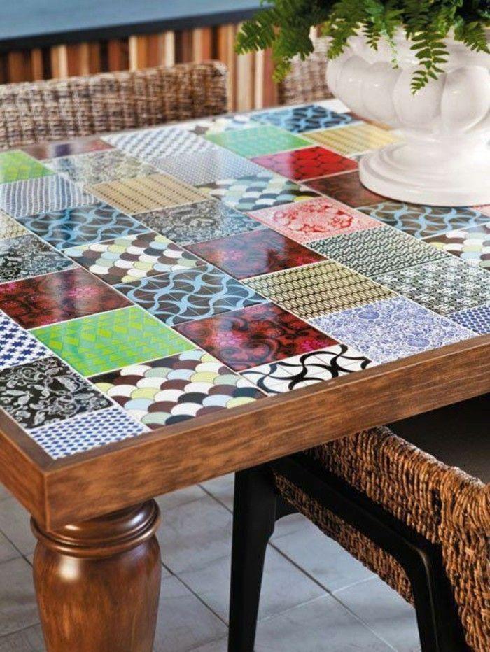 ▷ 1001+ Ideen, wie Sie alte Möbel aufpeppen können – https://bingefashion.com/haus