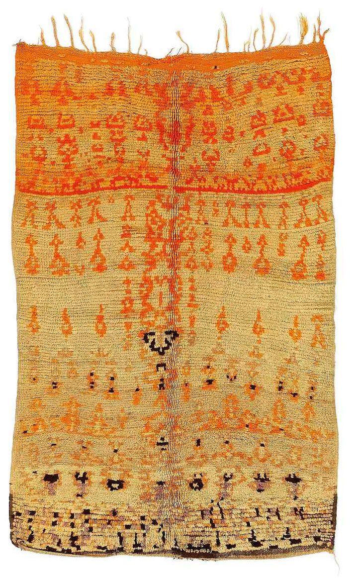 Marokkanische Teppiche aus der Sammlung Adam – Ausstellung – Die Farben des …