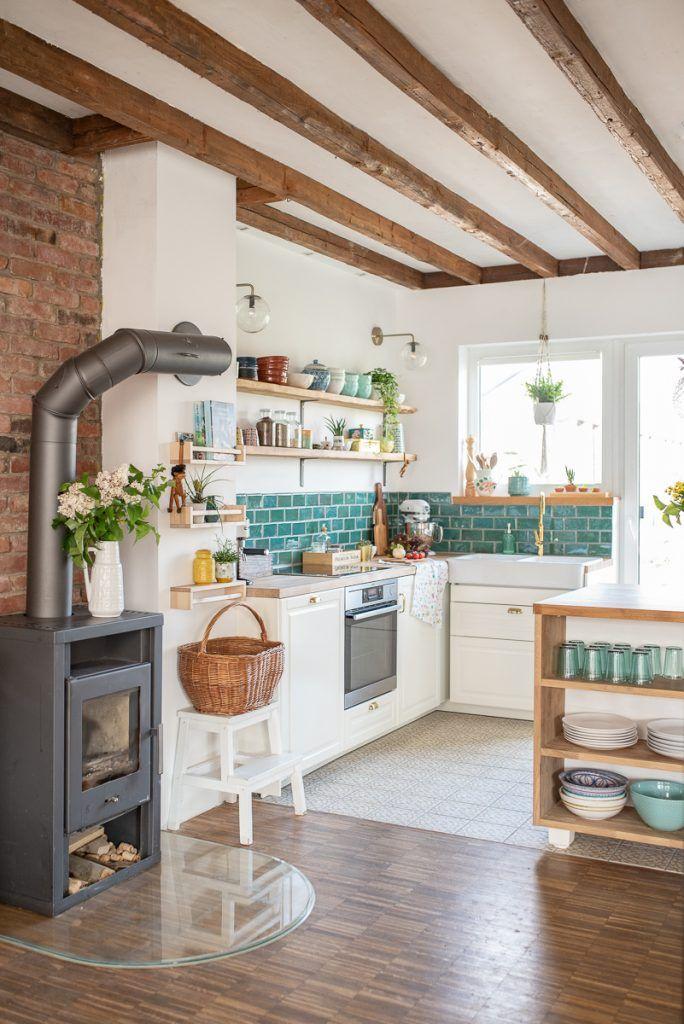 Nach der Renovierung – Bilder aus der neuen Küche – Leelah Loves