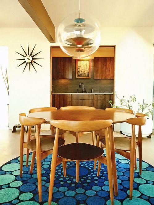 Moderne Esszimmerbeleuchtung   Der Mitte Des Jahrhunderts – Haus Dekoration