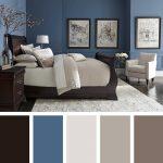 12 superbes combinaisons de couleurs de chambres à coucher qui vous donneront l'inspiration pour votre prochain réaménagement de chambre - bingefashion.com/fr