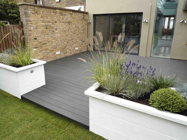 Wunderbare Garten Decking Ideen mit besten Decking Designs für Ihre Deko … – …