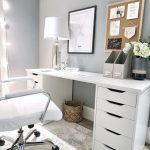 √ 42+ Free DIY Bedroom Desk Ideas You Can Make Today | recyden