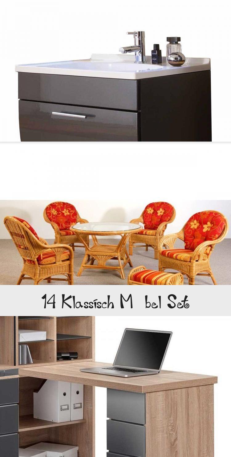 14 Klassisch Möbel Set