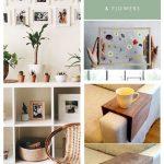 5 Awesome Unique Ideas: Feminines minimalistisches Dekor beleuchtet minimalistis...