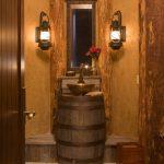 Rustikale Badezimmer-Beleuchtungs-Ideen  Rustikale Badezimmer-Beleuchtungs-Ideen...