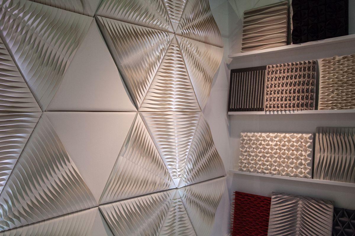 Coole Anwendungen für dekorative Wandpaneele in modernen Räumen – Haus Styling