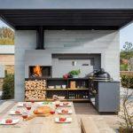 Freiluftküche   Die modulare Outdoor Küche.