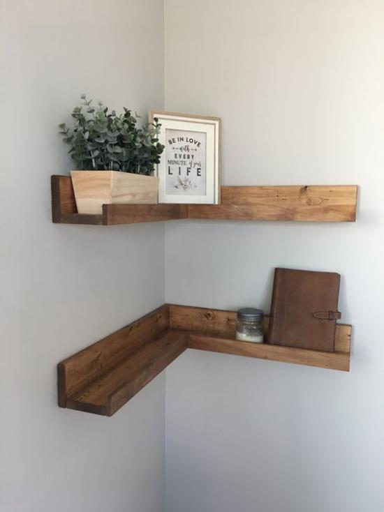 Praktische Eckmöbel – clevere Lösung für mehr Stauraum zu Hause – Fresh Ideen für das Interieur, Dekoration und Landschaft
