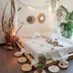 17+ Inspiring Bohemian Style Bedroom Decor Design Ideas - lmolnar