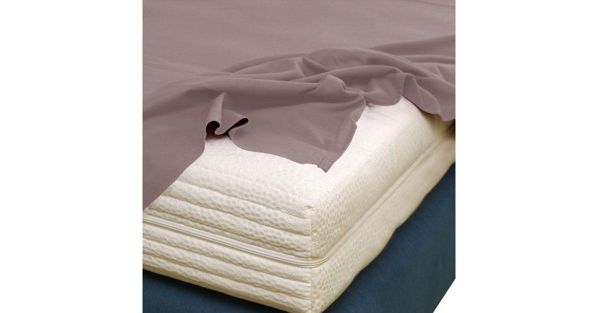 Bettlaken »Biber Haustuch Bettlaken«,