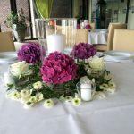 16 Fresh Table Decoration Wedding Round Table- 16 Frisch Tischdekoration Hochzei...