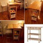 16 Ideen Möbel für kleine Räume Ikea Kitchen Islands für 2019#fashiondesign ...